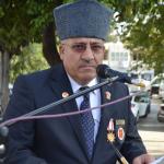 Muharip Gaziler Derneği Şube Başkanı Esen, Gaziler Günü'nü kutladı