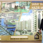 Osmaniye Sarayları'nda çalışmalar hızla ilerliyor