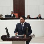 MHP'li Ersoy, TBMM'de 'Gelir Vergisi Kanunu' hakkında konuştu