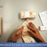 Türk halkı en çok neye para harcıyor