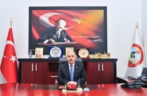 Osmaniye Valisi Ömer Faruk Coşkun