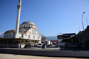 sanayi cami önü ana cadde asfaltlandı (4)