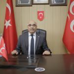 MHP İl Başkanı Yusuf Çomu'dan Kurban Bayramı Mesajı