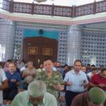Şehit Jandarma Sedat Yıldız İçin Mevlit Okutuldu