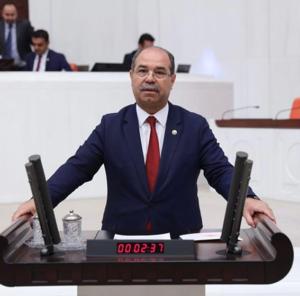 Milletvekili Durmuşoğlu TBMM'de Ala Cami ile ilgili konuşma yaptı