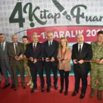 Osmaniye Belediyesi 4.  Kitap Fuarı Kapılarını Açtı