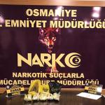 Osmaniye Polisinden Uyuşturucu Operasyonu